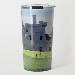 Kilchurn Castle, Scottish Highlands Travel Mug