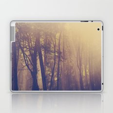 Sunbeams in the Forest Laptop & iPad Skin