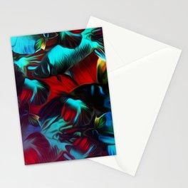 Splendens Red Stationery Cards