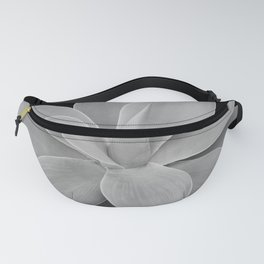 Gray Black Agave Romance #1 #tropical #decor #art #society6 Fanny Pack