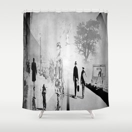 I'm Coming Home Shower Curtain