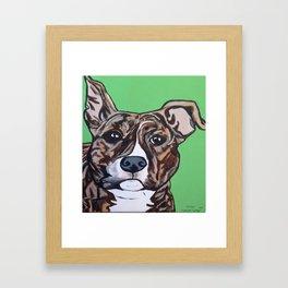 Bishop Framed Art Print