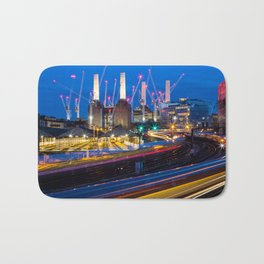 London England Bath Mat