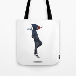 Lend me your wings.  Tote Bag