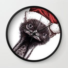 Ello! Merry Everything! Wall Clock