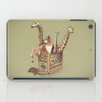ale giorgini iPad Cases featuring Noah's Ale by Santo76