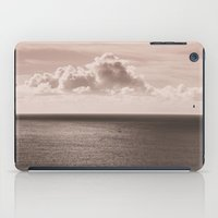 sailing iPad Cases featuring Sailing by Nathan Ramsey
