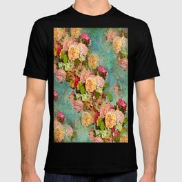 ROSES SO ROMANTIC T-shirt