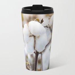 Cotton Field 4 Travel Mug
