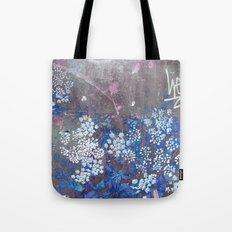 FlowerPower Fantasy 9-B Tote Bag