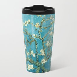 Almond Blossoms by Vincent van Gogh Travel Mug