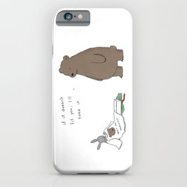 Bears are Awesome  iPhone Case