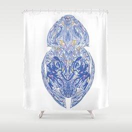 Balance imbalance  Shower Curtain