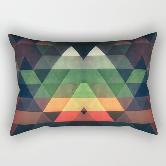 fyte wysh Rectangular Pillow