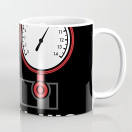 HVAC Contractors Have Their Ducts In A Row Coffee Mug