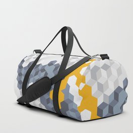 Omelette for breakfast #society6 #buyart #decor Duffle Bag