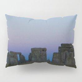 Stonehenge In Pink Pillow Sham