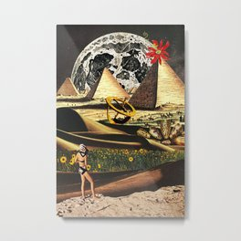 Once a Fertile Land Metal Print