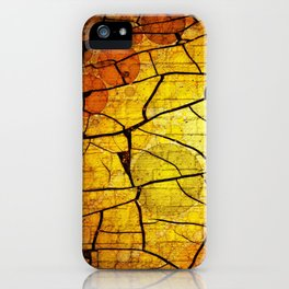 Good-bye Yellow Brick Road iPhone Case