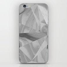 Irregular Marble II iPhone Skin