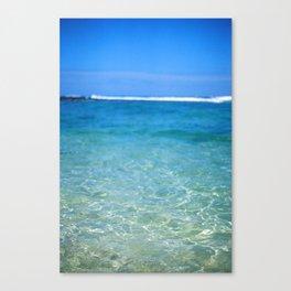 Hawaiian Waters Canvas Print