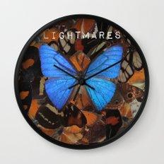Lightmares- The Sun Dances Wall Clock