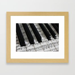 Moonlight Sonata Framed Art Print