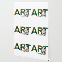 Eat Sleep Art Repeat Artist I arted Art Teacher Wallpaper