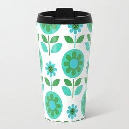 Hills & Daylesford Blue Travel Mug