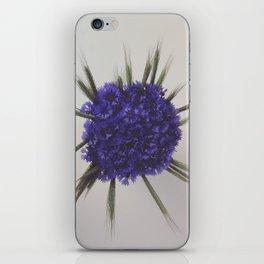 Flowers from Vilnius iPhone Skin