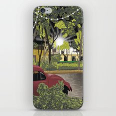 Mexico City iPhone & iPod Skin