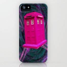 The Doc Box iPhone Case