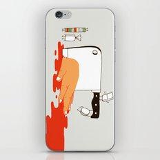 cleaver iPhone & iPod Skin