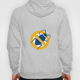Stop Cockroach Icon Hoody