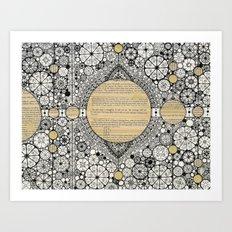 ardent adoration Art Print