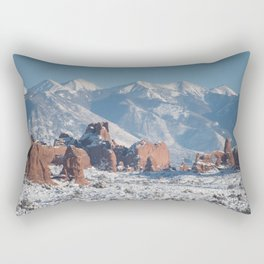 Arches National Park Rectangular Pillow