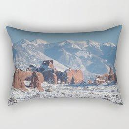 Arches National Park Rectangular Pillow