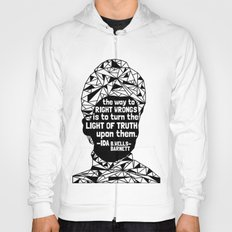 Ida B. Wells-Barnett - Black Lives Matter - Series - Black Voices Hoody