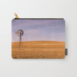 Ripening Cereal Rural Landscape in Australia Carry-All Pouch