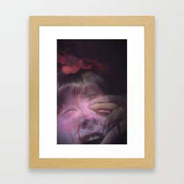 The Silence Framed Art Print