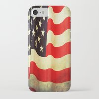 america iPhone & iPod Cases featuring America by ThePhotoGuyDarren