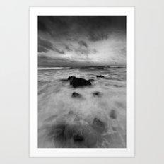 Summers Gone Art Print
