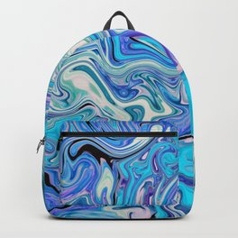 fluid sea Backpack