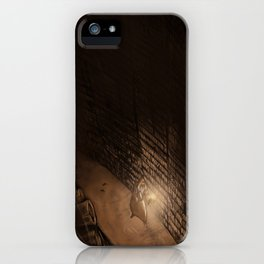 Finding a Good Book takes time iPhone Case