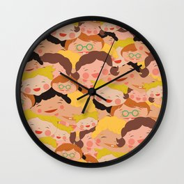 kiddy Wall Clock