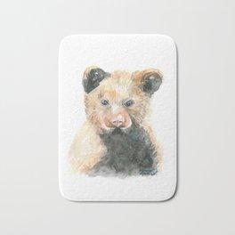 Baby Bear Bath Mat