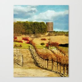 Temecula Wine Country Canvas Print