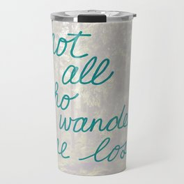 Time to Wander Travel Mug