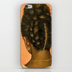 Roberta iPhone & iPod Skin