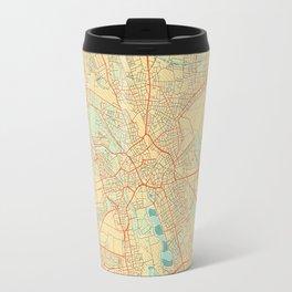 Hanover Map Retro Travel Mug